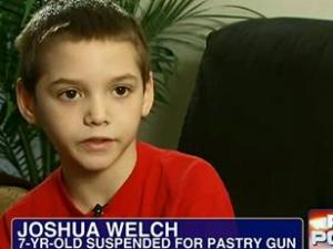 7 Year old Josh Welch