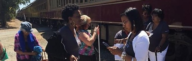Negro Ladies 'Humiliated' And Kicked Off Napa Valley Wine Train For #LaughingWhileBlack