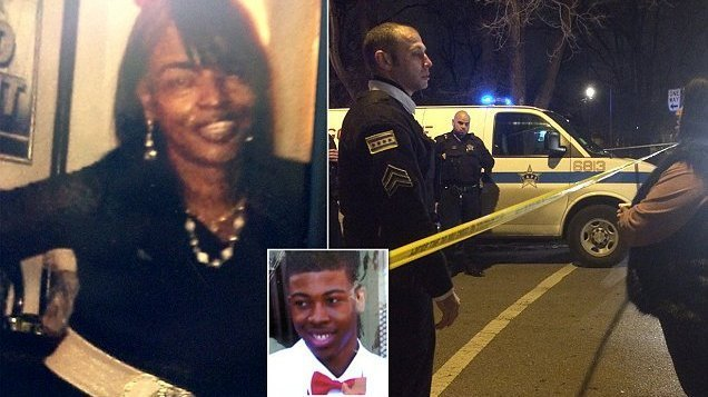 Bettie Jones Black Female Opens Door Chicago Police Fatally Shoot Her Truth A Right To Fight For