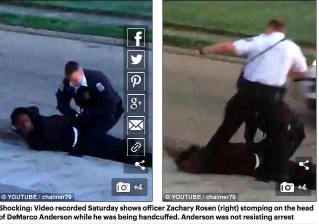 Henry Green-BlackMen- Cops Murder DeMarco Anderson, Columbus Ohio, Tamir Rice