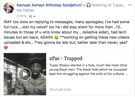 makaveli trained facebook ss for videos tupac