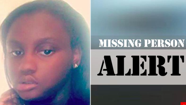 black female missing black children