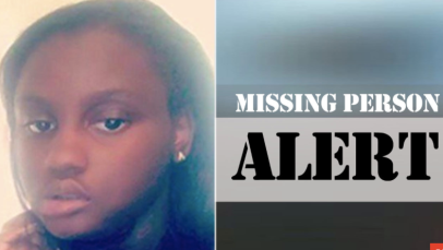 black female missing black children